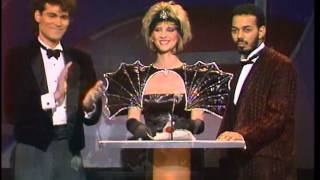AMA 1986 The Pointer Sisters - Favorite Soul:R&B Group