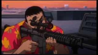 Deadshot - vs - Amanda Waller: Batman Assault on Arkham