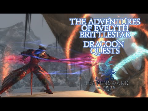 The Adventures of Evelyth Brittlestar!   Part 86 [Dragoon Quests]