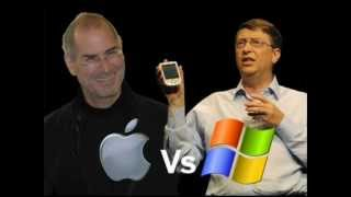 Epic Rap Battles of History Season 2 Steve Jobbs Vs. Bill Gates