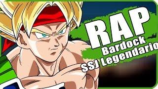 RAP de BARDOCK (Dragon Ball Z)║KenTroX RAP Ft. Syrenn Asheria