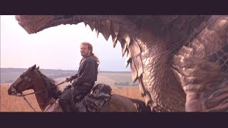 DragonHeart (1996) - Advanced combination of CGI and live action (HD)