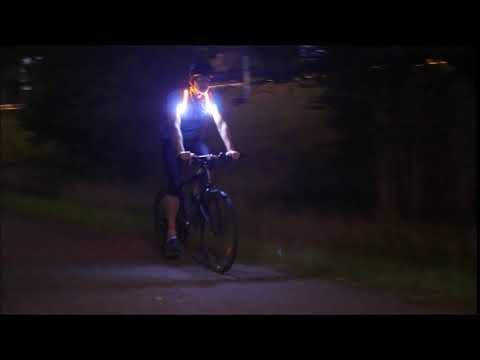 Ryggsäck med smart belysning – Firefly