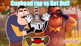 Cuphead Rap cover vs Get Out remix (Caleb Hyles vs Silent Wall Music)