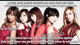 Dazzling Red - This Person [Sub Español+Hangul+Rom]