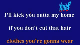 Beastie Boys - Fight For Your Right To Party - Karaoke
