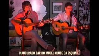 Museu Clube da Esquina ganha bar no Bairro Santa Tereza