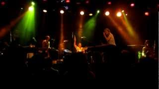 Sweet Dreams - Katie Herzig (Eurythmics cover) live at The Independent, 3rd May 2012