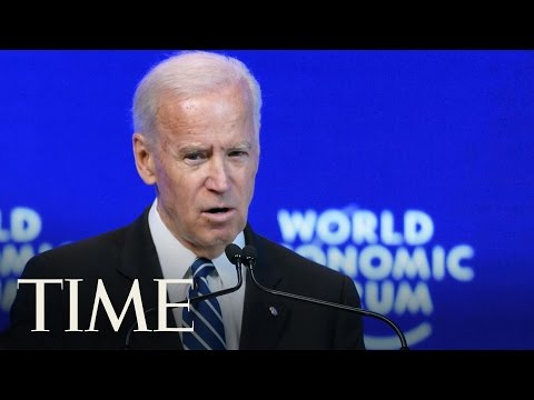 Joe Biden Is Warning About The Collapse Of The 'World Order' As He Says Goodbye   TIME