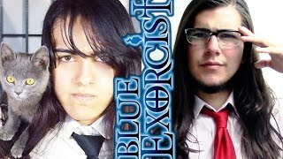 "Ao no Exorcist /Blue Exorcist - Opening 1 ""CORE PRIDE"" by UVERworld 【Band Cover by Miree & MrLopez】"