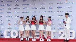 [OH뉴스영상] 립버블(LIP BUBBLE), '팝콘처럼 톡톡 튀는 소녀들'