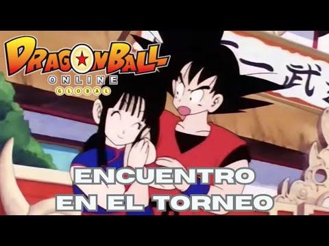 Encuentro en el torneo | Dragon Ball Online #5
