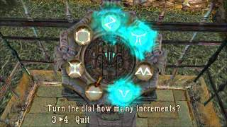 Resident Evil 4 - The Dial Insignias Puzzle [Chapter 1-3]