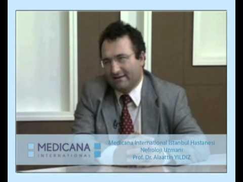 Medicana International İstanbul Hastanesi Türkiye 'de Organ Bağışı -2