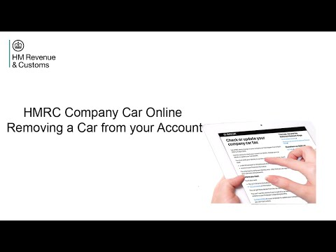 Company Cars Online - Removing a Car