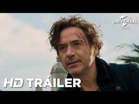 LAS AVENTURAS DEL DOCTOR DOLITTLE - Tráiler Mundial (Universal Pictures) - HD