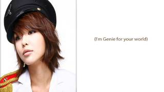 Girls' Generation(SNSD) - 소원을 말해봐 (Genie) Lyrics Color Coded (Hang/Rom/Eng)