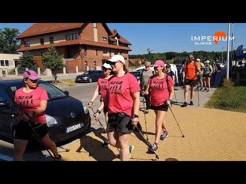 100 % Gliwic / Nordic Walking po gliwicku