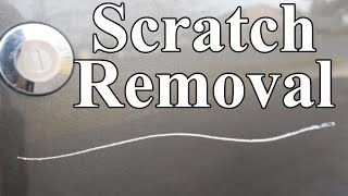 How to Remove Scratches from Car PERMANENTLY (EASY) width=
