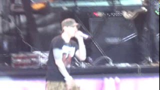 Eminem - Till I Collapse @ Lollapalooza Buenos Aires 2016 [ HD ]