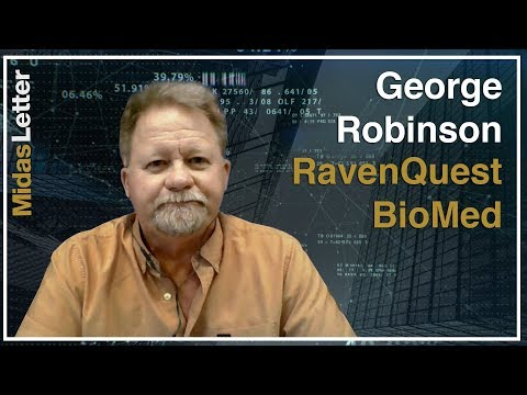 RavenQuest BioMed Inc (CNSX:RQB) Expanding Industry Disruptive Growing Technology