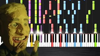 Mike Posner - I Took A Pill In Ibiza - IMPOSSIBLE PIANO by PlutaX