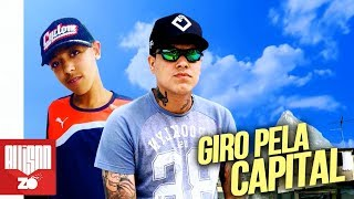 MC Cassiano e MC Ale - Giro pela Capital (DJ Mayk) 2018