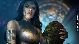 Injustice 2 - Mulher Maravilha - FINAL
