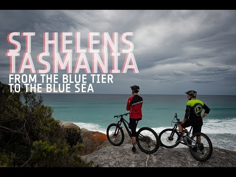 New Trails for St Helens, Tasmania: Derby's Getting a Coastal Cousin!