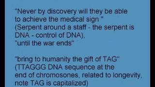 Nostradamus Prophecy 8-61 on DNA and Lengthening Human Lifetime and Reversing Ageing
