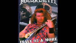 Megadeth - Foreclosure of a Dream