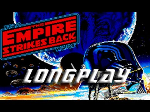 Empire Strikes Back (Commodore Amiga) Longplay