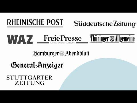 Die Zeitungspatenschaften von Santander