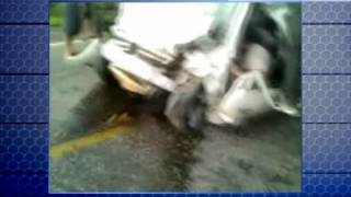 Sete pessoas morrem em acidente em Abel Figueiredo