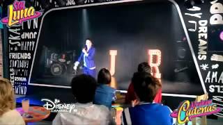 Soy luna-  Ramiro canta *cuando bailo*