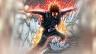 Naruto [AMV] - MADARA vs GUY