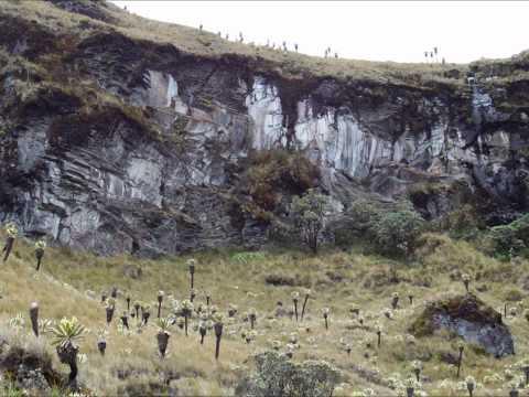 Las mil y una caras del páramo (Ecuador)