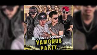 Kario y Yaret Ft Bboy y El Miki - Vamonos De Party [Official Audio]