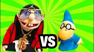 SML Jeffy's NEW Rap VS Cody's Amiibo Rap!