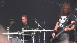 Bombs Of Hades - Bombs Of Hades (live @Party.San Open Air 2013)