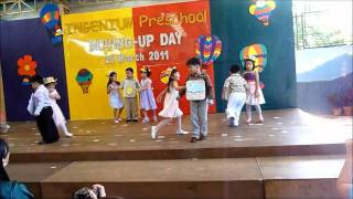 K2-C Dancing to Glee's Keep Holding On