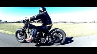 The Wheel's Brothers - Harley Davidson Bobber Shovelhead 1340