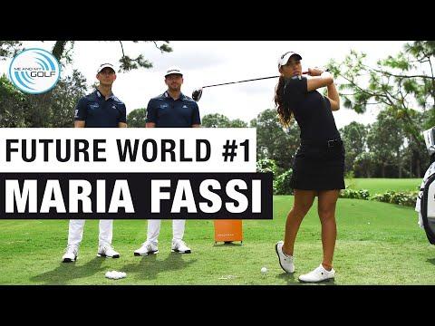 MARIA FASSI - Future WORLD NO.1? | ME AND MY GOLF