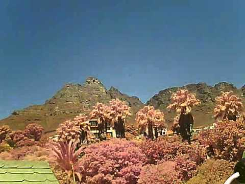 Timelapse Video – Table Mountain – 26/12/2010