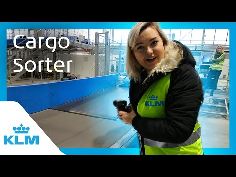 KLM Intern On A Mission - Cargo Sorter