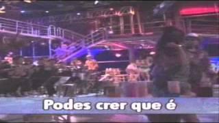 Diogo Nogueira - Malandro é Malandro, Mané é Mané - Faustão 16.01.2011.wmv
