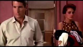 Barbra Streisand - Woman In Love (HD) (1980) (Pretty Woman Video) (Julia Roberts & Richard Gere)