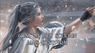 Nightcore - Back To You (French Version) | Lyrics