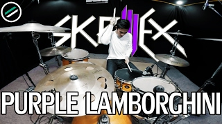 Purple Lamborghini - Skrillex & Rick Ross -  Drum Cover - Ixora (Wayan)