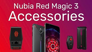 Hands On The Nubia Red Magic 3 Gaming Accessories Docking Station &  Gaming Pad review